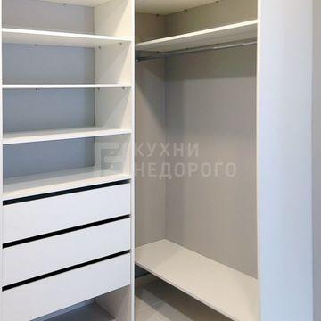 Гардеробный шкаф Даргин