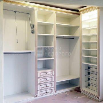 Гардеробный шкаф Виви