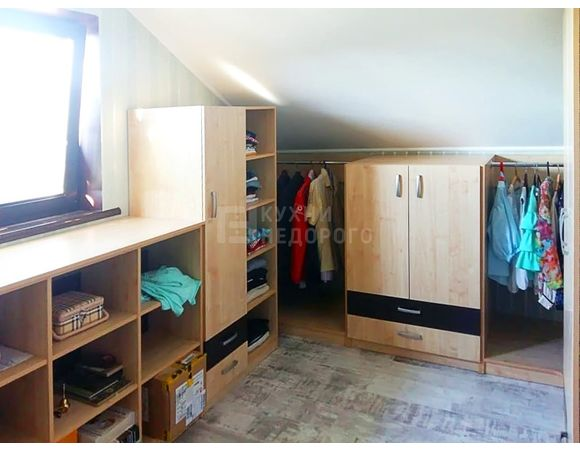 Гардеробный шкаф Ситно