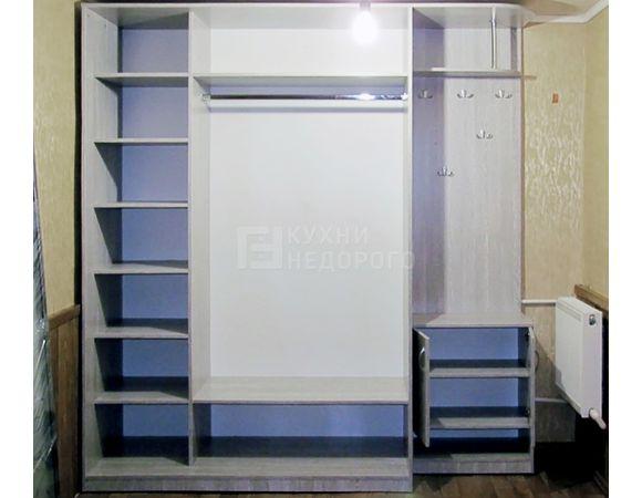 Гардеробный шкаф Лама