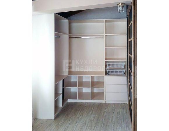 Гардеробный шкаф Лиси