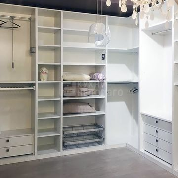 Гардеробный шкаф Бенуа