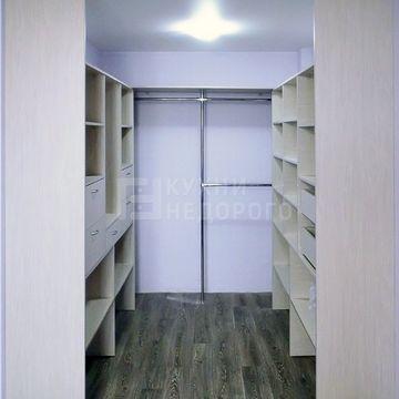 Гардеробная комната Бромо