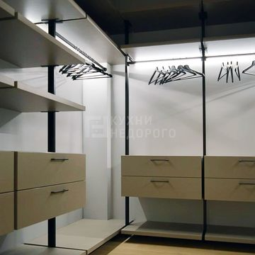 Гардеробная комната Радок - фото 2