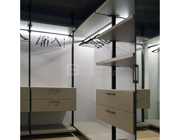 Гардеробная комната Радок - фото 4