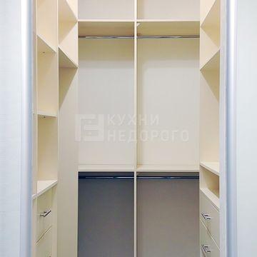 Гардеробная комната Кета