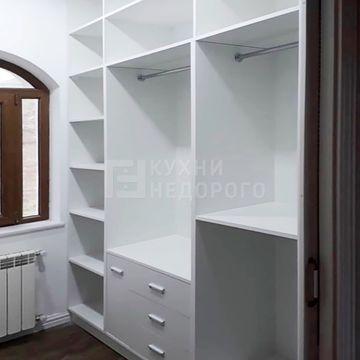 Гардеробная комната Дарлинг