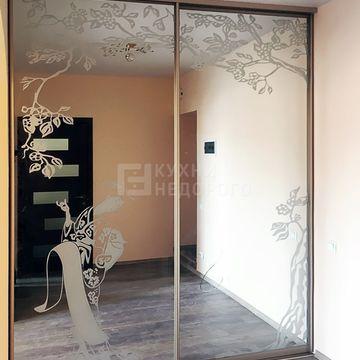 Гардеробная комната Майон - фото 2