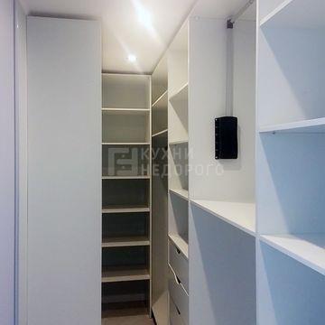 Гардеробная комната Альбано