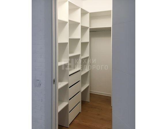 Гардеробная комната Бедрес - фото 2