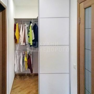 Гардеробная комната Элгон - фото 2