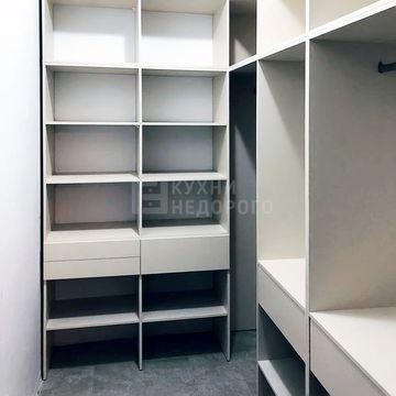 Гардеробная комната Теслин - фото 2