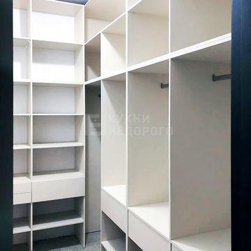 Гардеробная комната Теслин - фото 3