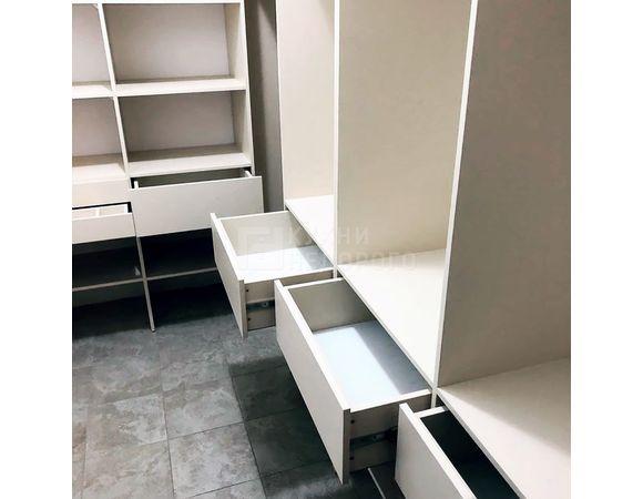 Гардеробная комната Теслин - фото 5