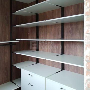 Гардеробная комната Кас - фото 3