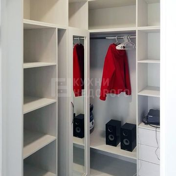 Гардеробная комната Анна
