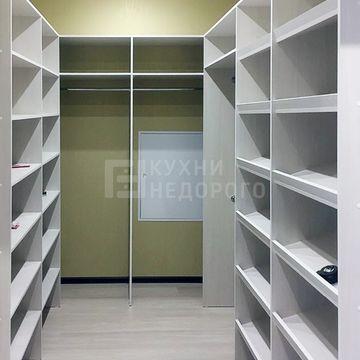 Гардеробная комната Кайран