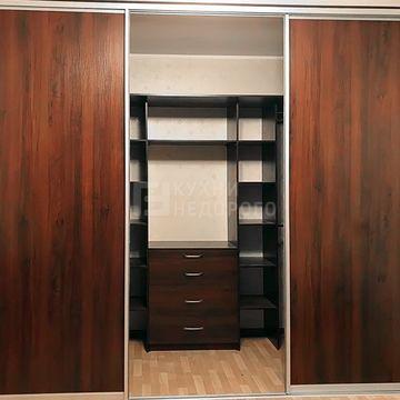 Гардеробная комната Дубонт - фото 3