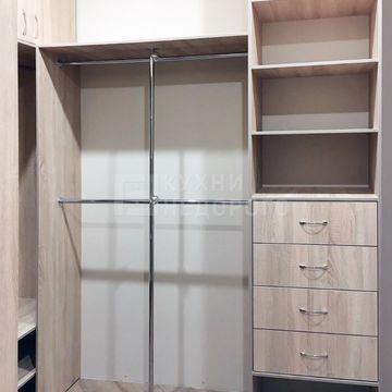 Гардеробная комната Сево - фото 3