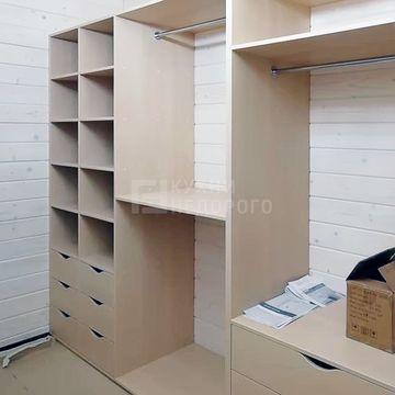 Гардеробная комната Астанес