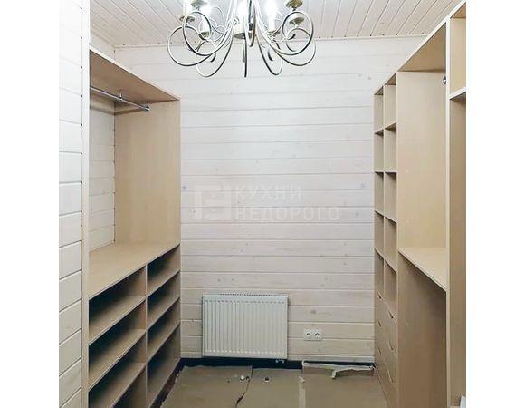 Гардеробная комната Астанес - фото 2