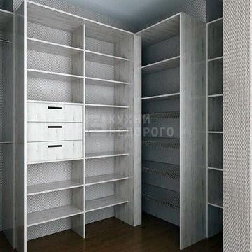 Гардеробная комната Солтан - фото 2