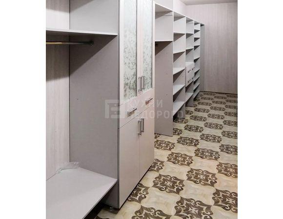 Гардеробная комната Галерас