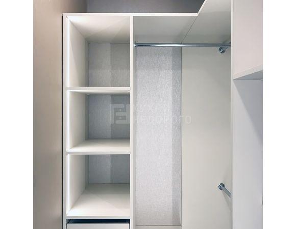 Гардеробная комната Плисса - фото 3