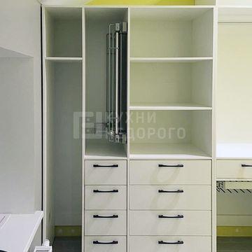 Гардеробная комната Мизеро - фото 2
