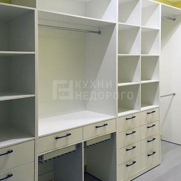 Гардеробная комната Мизеро - фото 4