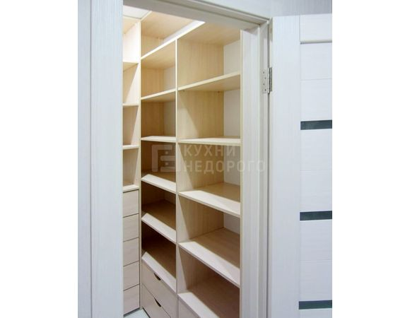 Гардеробная комната Лака - фото 3