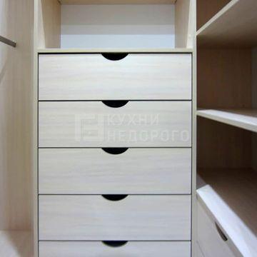Гардеробная комната Лака - фото 4