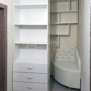 Гардеробная комната Мило