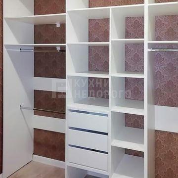 Гардеробная комната Моно - фото 2