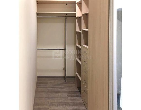 Гардеробная комната Летас
