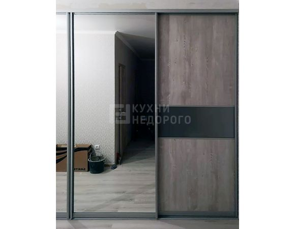 Гардеробная комната Даллол - фото 6