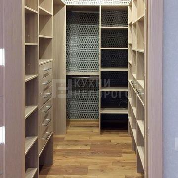 Гардеробная комната Магала