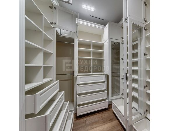 Гардеробная комната Иллинойс - фото 3