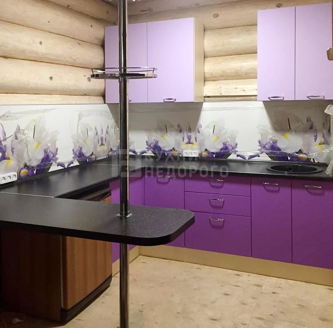 коей мере кухня слива лаванда примеры дизайн фото старину
